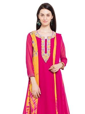 Readymade Anarkali Salwar Suit For Engagement