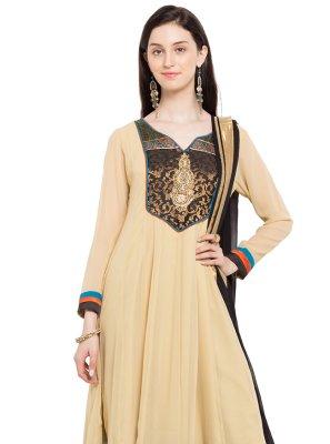 Readymade Anarkali Salwar Suit For Reception