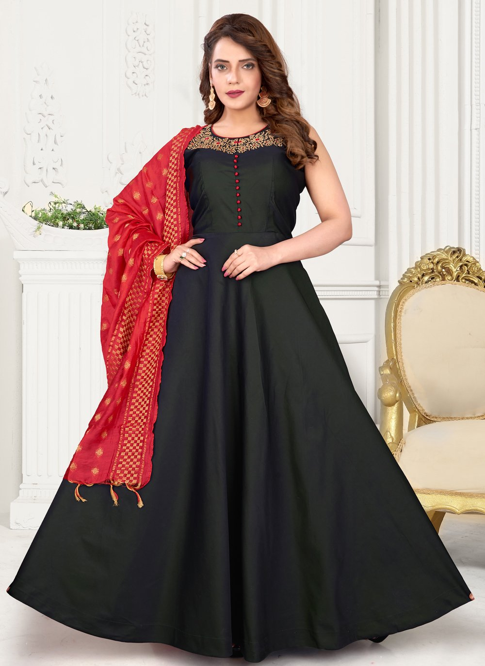 Readymade Suit For Sangeet