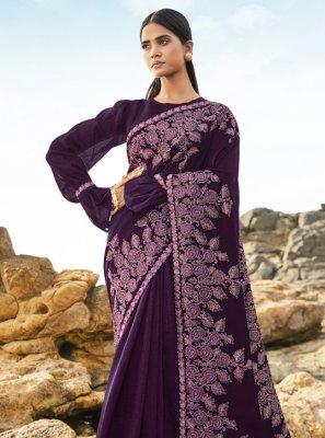 Resham Art Silk Traditional Designer Saree