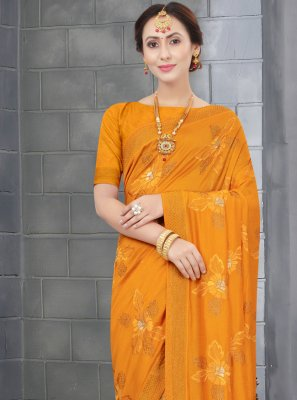 Resham Ceremonial Traditional Saree