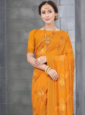 Resham Ceremonial Traditional Saree