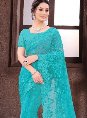 Resham Net Bollywood Saree