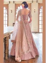 Rose Pink Lehenga Choli