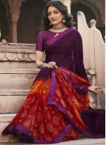 Saree For Casual