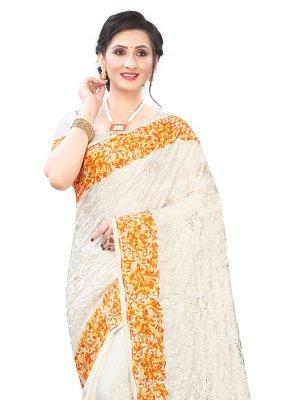 Satin Classic Designer Saree