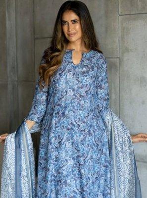 Satin Festival Designer Suit