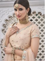 Sequins Wedding Trendy Lehenga Choli