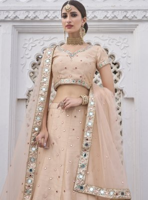 Sequins Wedding Trendy Lehenga Choli