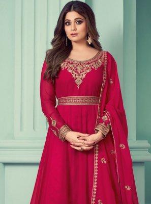 Shamita Shetty Designer Suit