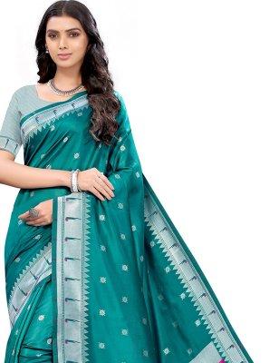 Silk Casual Casual Saree