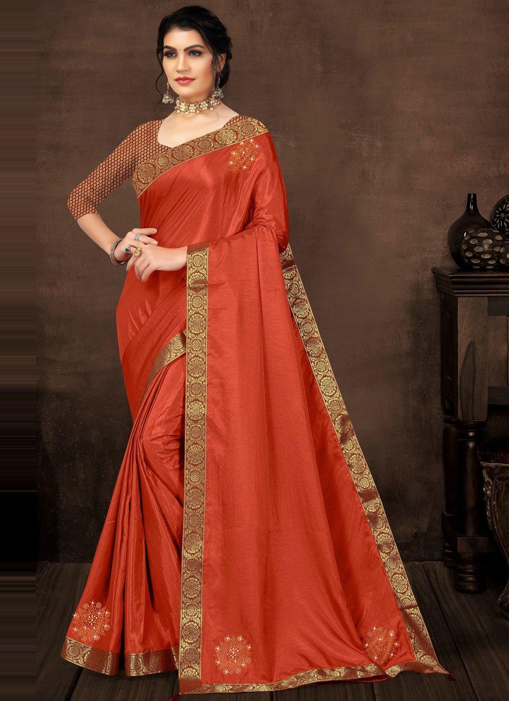 Silk Casual Classic Saree