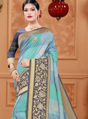 Silk Ceremonial Classic Designer Saree
