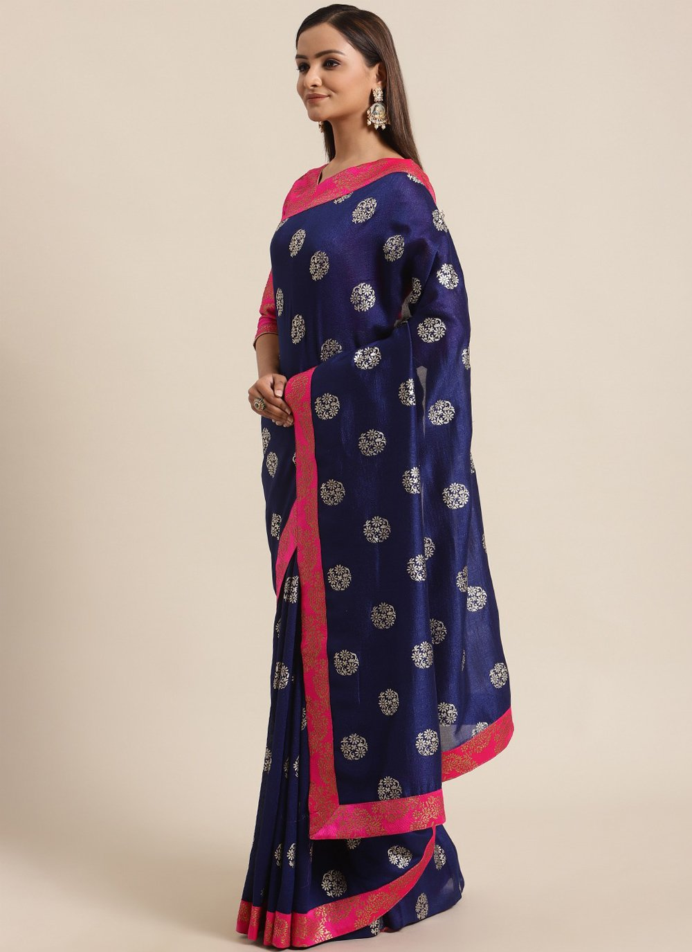 Silk Ceremonial Classic Saree