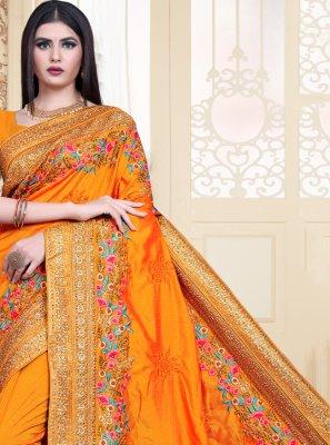 Silk Ceremonial Classic Saree