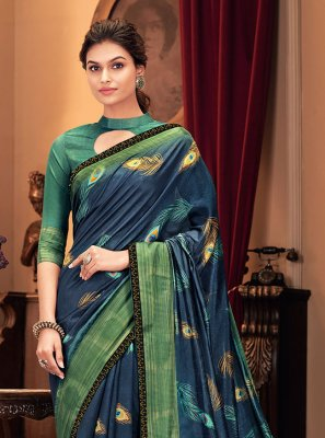 Silk Ceremonial Designer Traditional Saree
