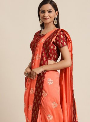 Silk Ceremonial Traditional Saree