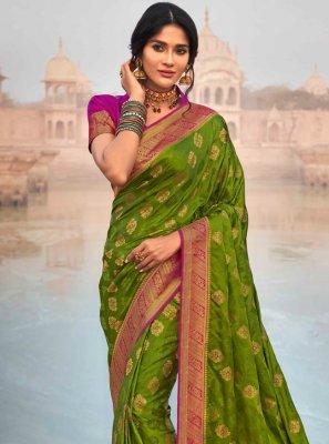 Silk Fancy Classic Designer Saree