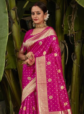 Silk Festival Traditional Designer Saree