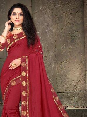 Silk Festival Traditional Designer Saree