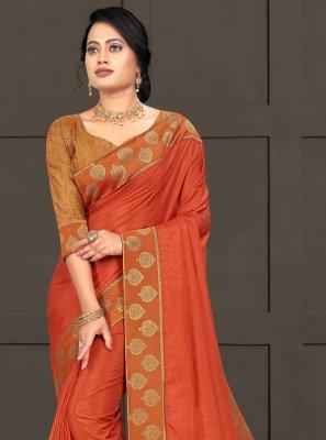 Silk Lace Bollywood Saree