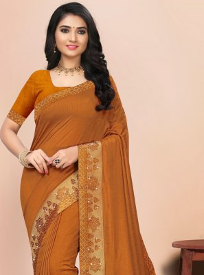 Silk Lace Traditional Saree