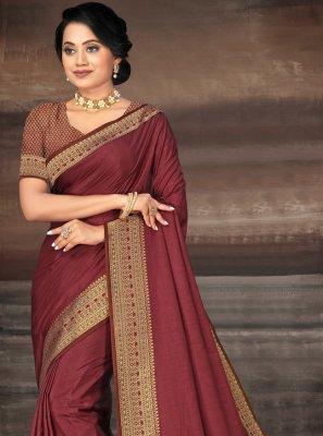 Silk Party Traditional Saree
