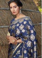 Silk Party Trendy Saree