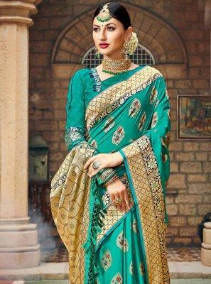 Silk Rama Traditional Saree