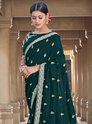 Silk Weaving Traditional Designer Saree