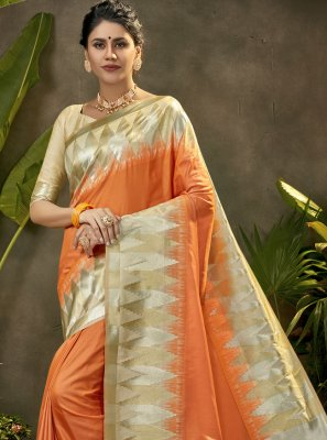 Silk Woven Designer Traditional Saree