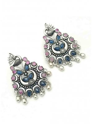 Silver Color Ear Rings