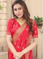 Stone Ceremonial Designer Saree