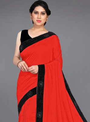 Stone Ceremonial Traditional Saree
