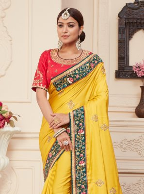 Stone Designer Traditional Saree