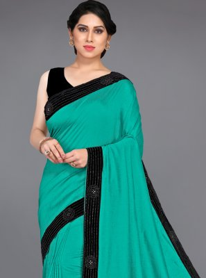 Stone Silk Designer Traditional Saree