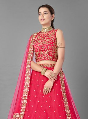 Thread Net Lehenga Choli