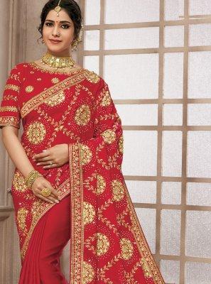 Traditional Designer Saree For Sangeet