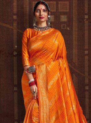 Traditional Designer Saree For Wedding
