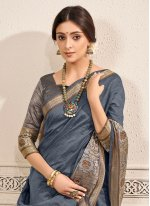 Traditional Saree For Engagement