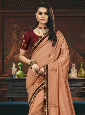 Traditional Saree For Mehndi