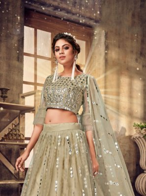 Trendy Lehenga Choli For Ceremonial