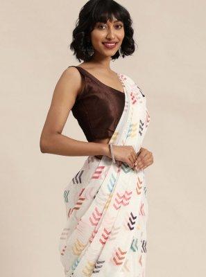 Trendy Saree For Festival
