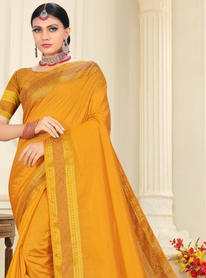 Tussar Silk Woven Traditional Designer Saree