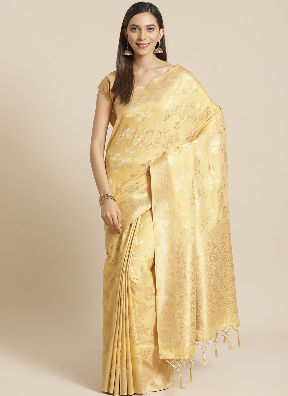 Weaving Designer Saree