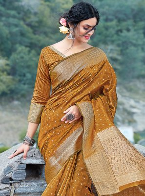 Weaving Festival Traditional Saree