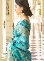 Weaving Handloom silk Designer Traditional Saree