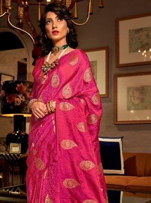 Weaving Sangeet Classic Saree