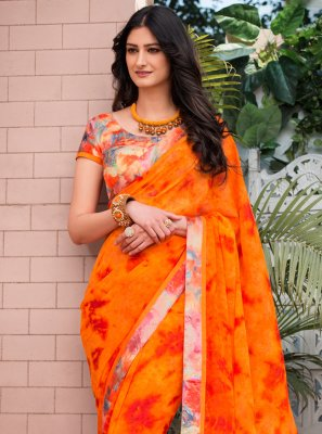 Weight Less Casual Casual Saree