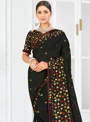Weight Less Festival Trendy Saree